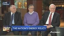 No hurry for energy independence: Munger