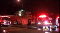 Fire Damages Cobbs Creek Bar