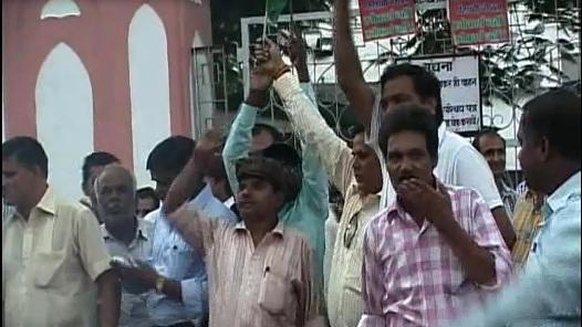 UP: Anti-quota protests paralyse govt offices