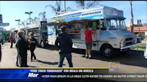 Food truck fundraiser for Meals on Wheels