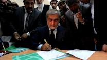 Ex-foreign minister enters Afghan presidency race
