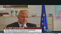 Europe Remains Fragile: Olli Rehn
