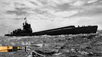 WWII-era Japanese warship sunk by U.S. found off Hawaii