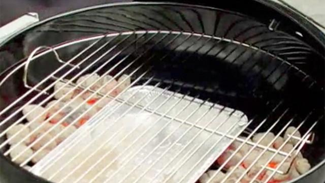 Grilling 101 - Grilling: Indirect Heat on a Charcoal Grill