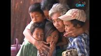 Violence and despair in typhoon-hit Philippines.