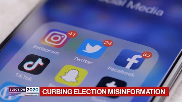 How Facebook, Twitter handle Election Misinformation