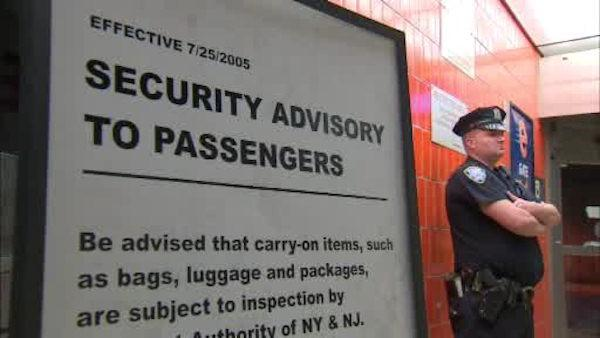 National Guard called to step up security in New York