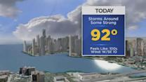 CBSMiami.com Weather @ Your Desk 4-28-15 12 PM