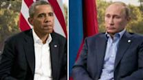 Obama cancels meeting with Putin in Moscow