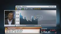 Intel Q3 earnings 'solid'