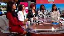 """The Talk"" hosts: Barbara Walters role model for women"