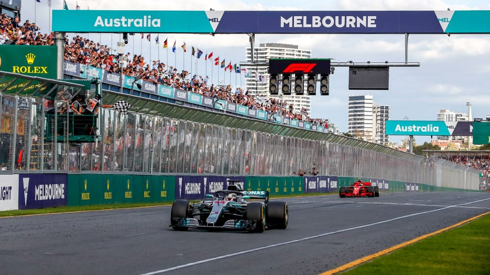 Mercedes相信Ferrari引擎輸出已與他們平起平坐