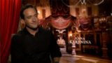 "Matthew Macfadyen Says ""It Was Surreal"" Being Reunited With Keira Knightley For Anna Karenina"