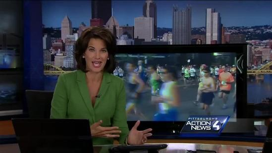 City to take center stage with Pittsburgh Marathon kickoff