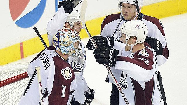 How Patrick Roy is changing the culture in Colorado