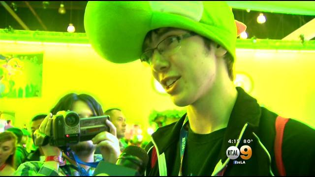 E3 Gaming Expo Underway In Downtown LA