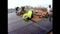 Hawaii's governor shares new solar plan