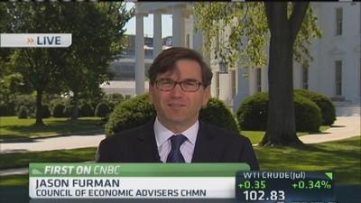 Jobs progress attractive: Furman