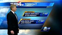 John Cessarich's forecast for Wednesday, April 3, 2013