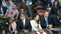 Egyptian court sentences three Al Jazeera journalists to prison
