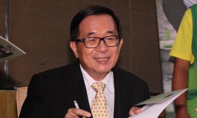 接受提名!陳水扁將進軍立法院