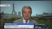 Insurance enrollment going pretty well: CT CEO