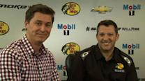 Stewart discusses recovery and plans for 2014
