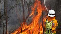 More Than 120 Fires Still Burning in Australia