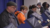 Early voters coming out in droves