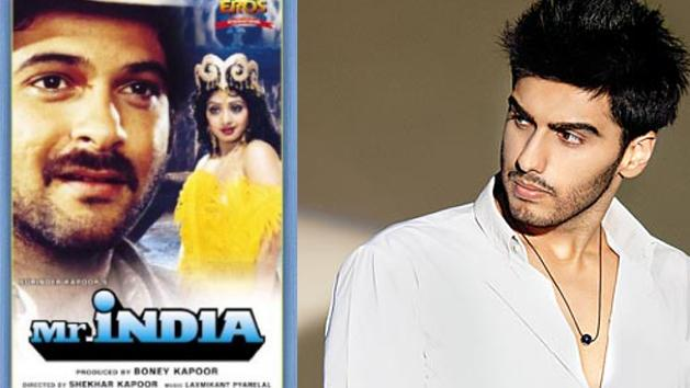 Ishaqzaade Arjun next Mr. India?