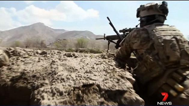 Australian Afghan military base to close