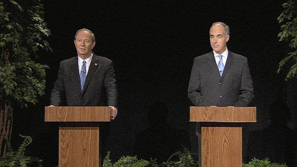 Pa. Senate candidates meet for only debate
