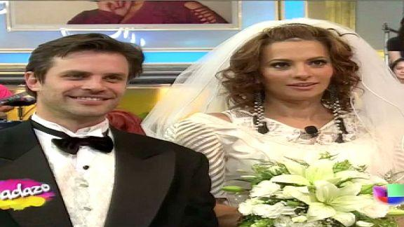 LQTP: El ensayo de boda de Ceci Galliano y Mark Tacher