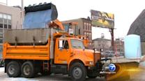 Snow trucks ready to tackle roads, expressways