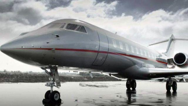 VistaJet signs record $7.8B deal with Bombardier