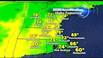 WBZ AccuWeather Evening Forecast For May 4