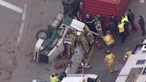 Truck removed, Turnpike ramp reopened in Montco (PHOTOS)
