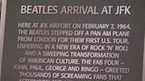 Beatles Fans Remember Arrival at JFK Airport