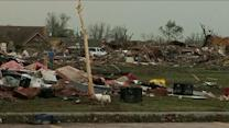 Oklahoma death toll lowered as crews search for survivors