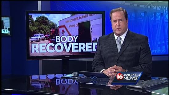 Body recovered in the Yazoo River