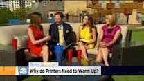 Why Do Printers Need To Warm Up?