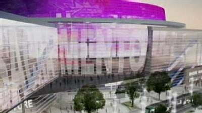City Looks At Survey To Pay For Arena