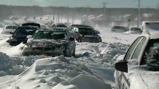 Blizzard 2013 Paralyzes Northeast Region