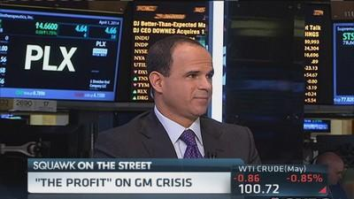 'The Profit' on GM: Leader has to take the hit
