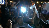 Raw Video: Egyptian Election Protests