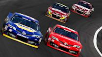 Sights and Sounds: STP 400