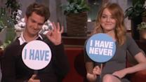Emma Stone & Andrew Garfield's One Night Stand?!