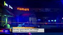 Police Investigation Early Morning Shooting At Maplewood Nightclub