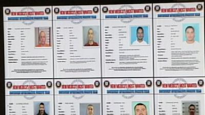 U.S. Marshal's New Most Wanted List