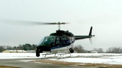 Police Helicopter Valuable Tool In Fighting Crime